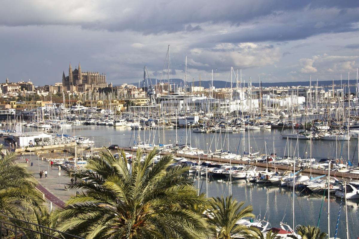 Palma de Mallorca - Hafen - KRUIZE - die ganze Welt der ...